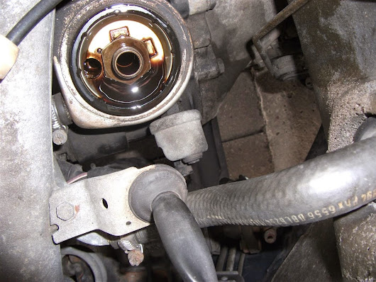 Error of the oil pressure sensor, part 2