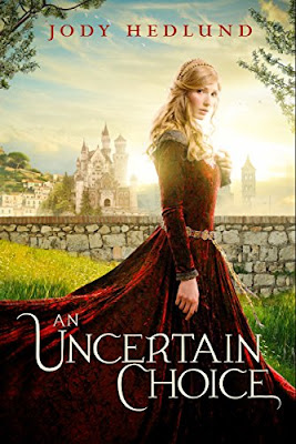 Book Review: An Uncertain Choice, by Jody Hedlund, 4 stars