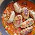 Soczyste klopsiki z majonezem w sosie ze świeżych pomidorów