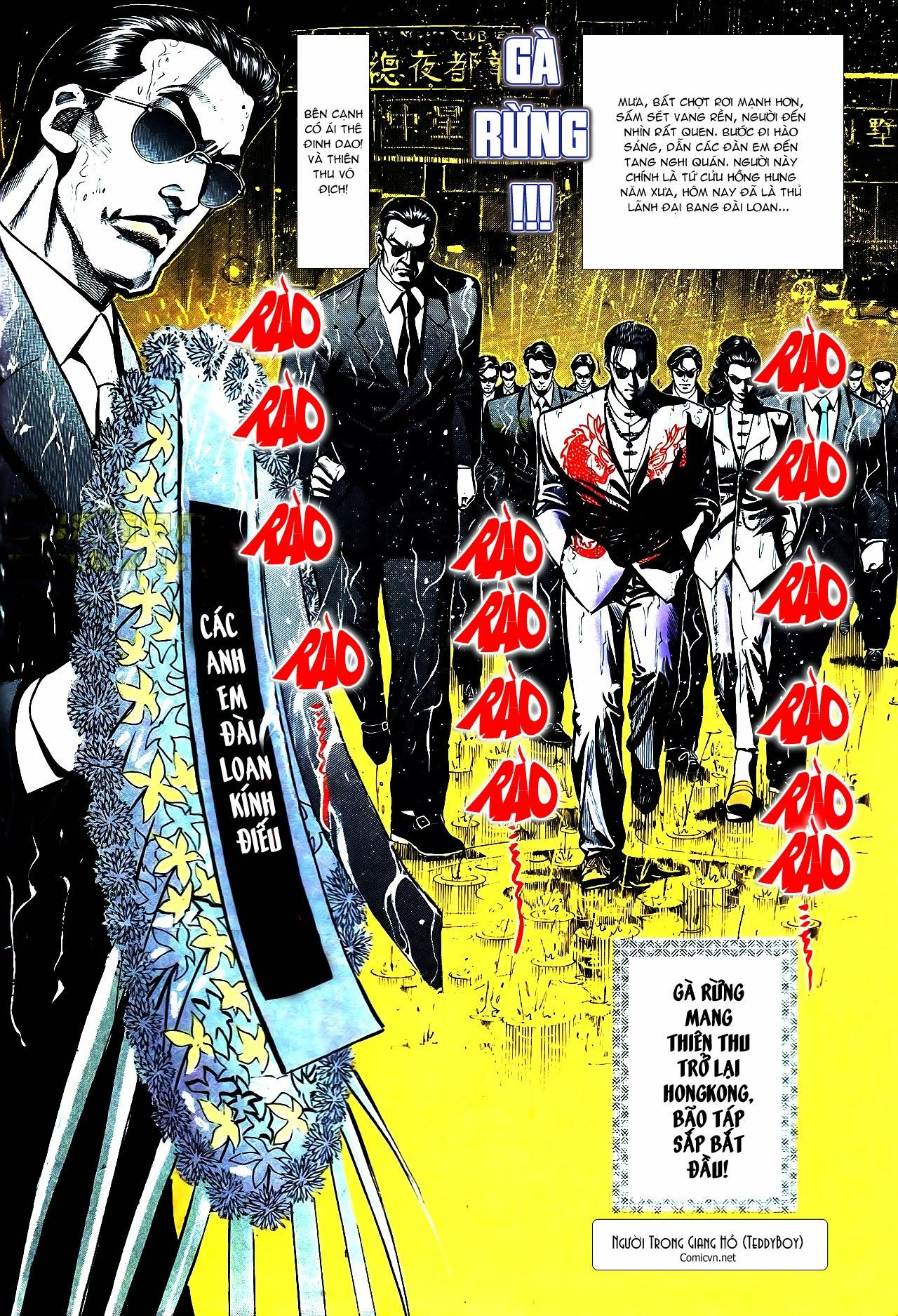 Người Trong Giang Hồ chapter 108: phong vũ cố nhân lai trang 31