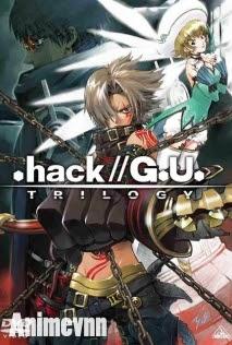 Dot Hack G U Returner OVA -  2013 Poster
