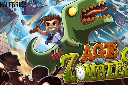 Download Age of Zombies MOD Apk Terbaru 2016