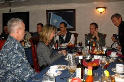 Distinguished Visitors Five-Star Dinner