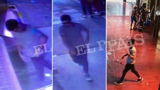 Spanish authorities identifies fugitive suspect in Barcelona attack