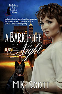 A Bark in the Night by M. K. Scott