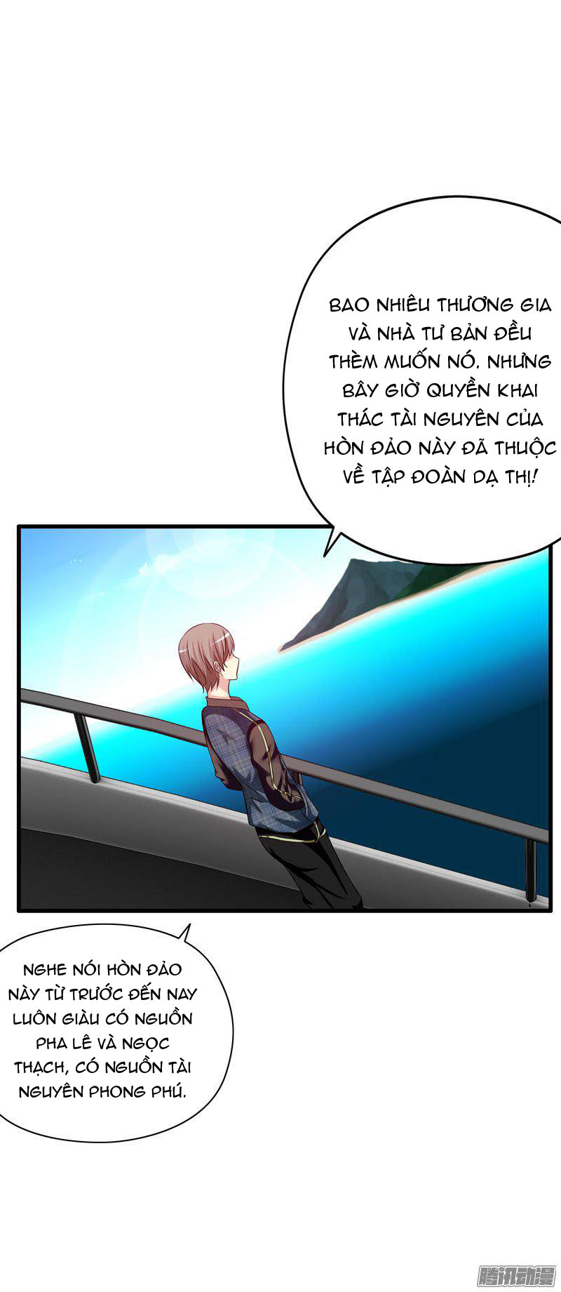 Thủ Hội Chi Vũ – Chap 16