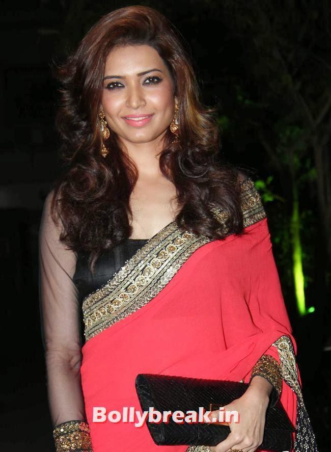 Karishma Tanna, Raghav Sachar, Amita Pathak Wedding Reception Pics