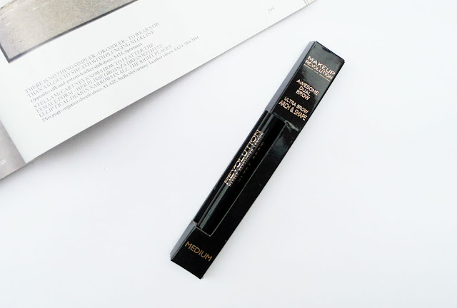 The Makeup Revolution Brow Dual Arch