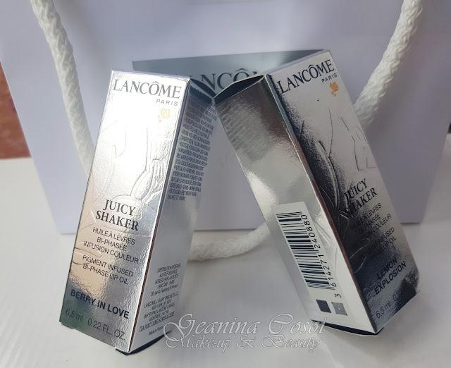 Juicy Shaker - Aceite Labial Bifásico Pigmentado de Lancôme