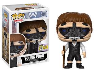 Pop! Television: Westworld - Robotic Dr. Ford Host.