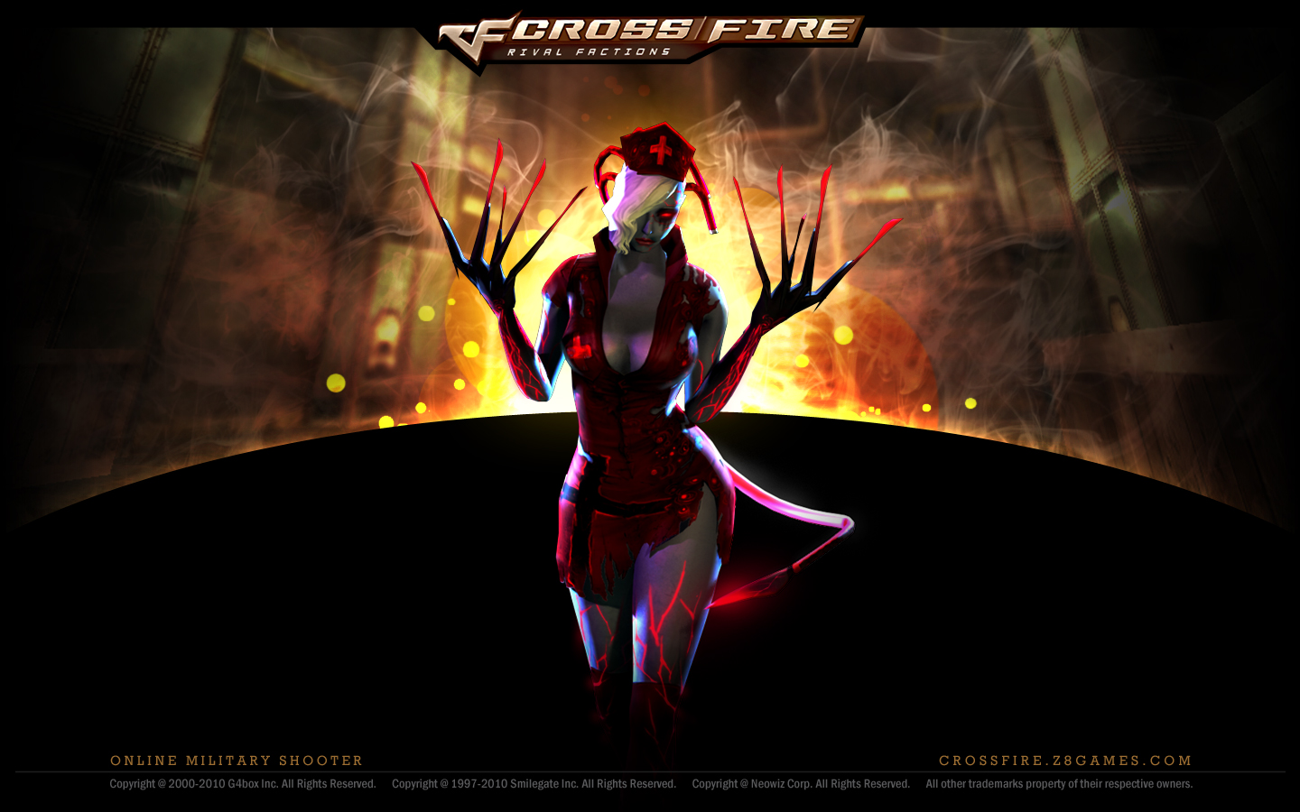 wallpaper crossfire collection 2011 - photo #21