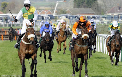 Ballabriggs Wins 2011 Grand National
