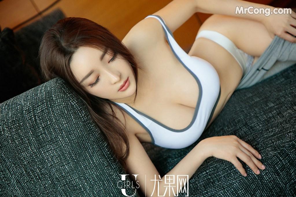 Image UGIRLS-U337-Bei-La-MrCong.com-003 in post UGIRLS U337: Người mẫu Bei La (贝拉) (66 ảnh)