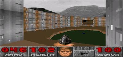 Doom - Snes - Captura 2