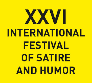 Gold Pencil_XXVI International Festival of Satire and Humor 2018, Italy