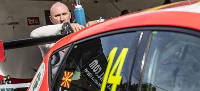 Igor Stefanovski-Idze wins third place at ETCC - 2017 Race of Vila Real