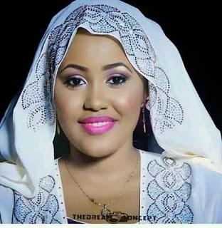 kannywood Jaruma Hadiza Gabon Na Daf Da Zama Amarya