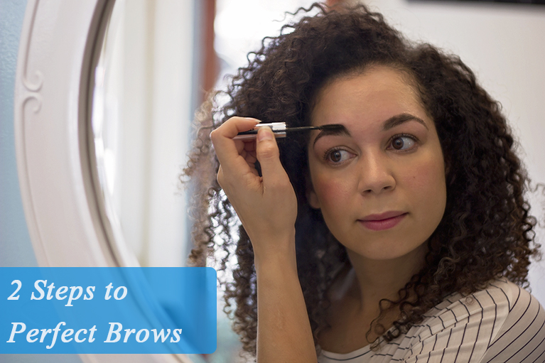 brow tutorial,how to, amused blog, a mused, natural hair, sonoma county, lotus beauty bar