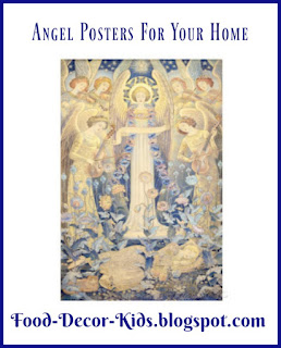 Angel Posters for Your Home