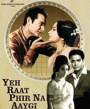 Yeh Raat Phir Na Ayegi (1966) Mp3 Songs - Download Hindi Songs