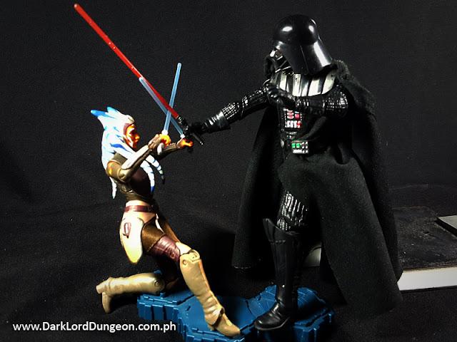Star Wars Black Series Ahsoka Tano Review