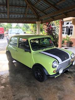 Forsale Austin Mini-Cooper For 10.399 Ringgit Malaysia