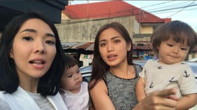 Video Gisel Tertangkap Kamera Sedang Mabuk Bareng Jessica Iskandar