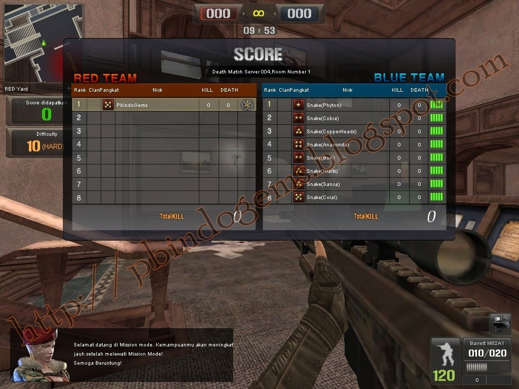Point blank offline full version 2013.
