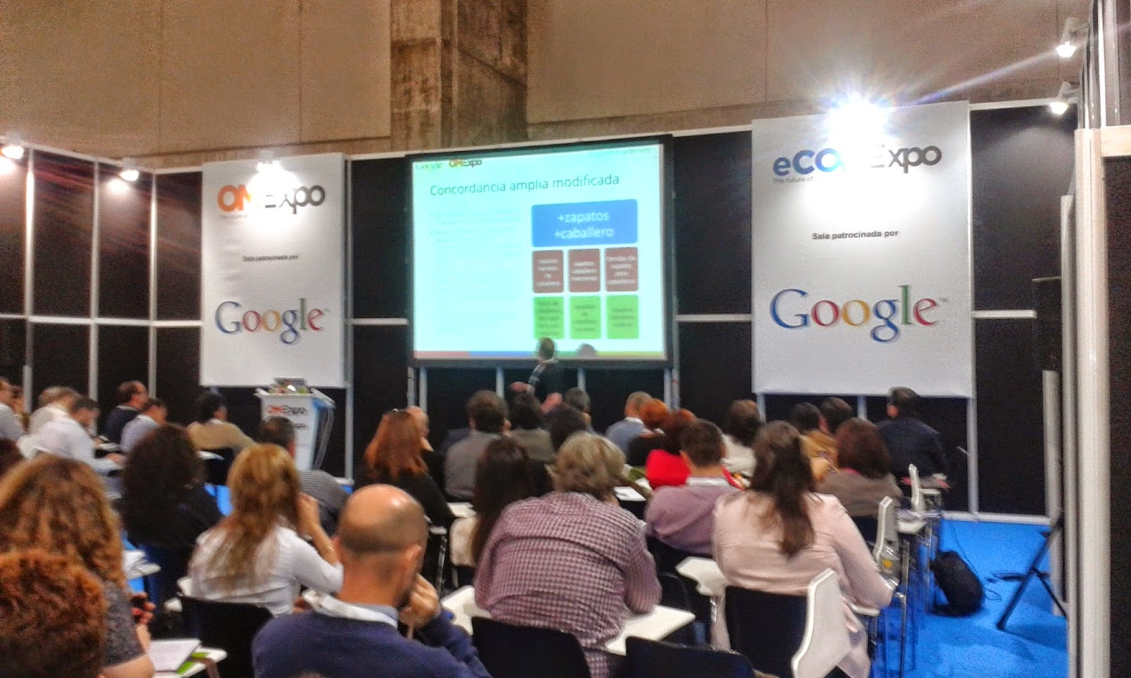 OMExpo Curso Google AdWords Abril 2014 Madrid