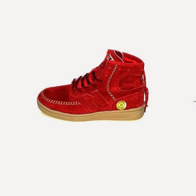 Sepatu New Balance High Terbaru berkualitas Import   Jual Sepatu ... 0541ad0558