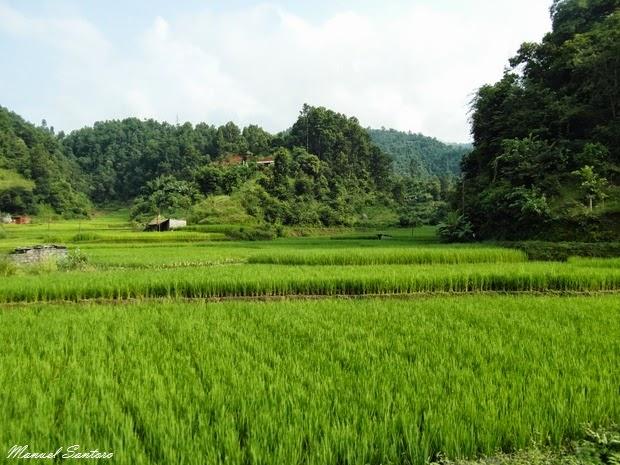 Da Pokhara a Charaundi