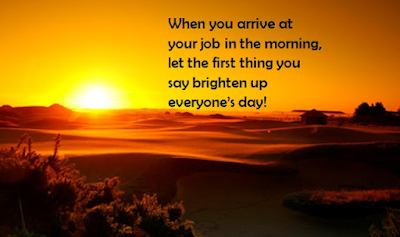 Great Day Quotes For Work