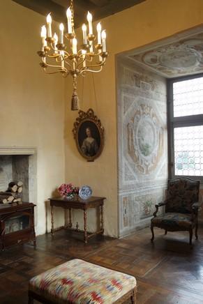 charente château la rochefoucauld salon françois VI