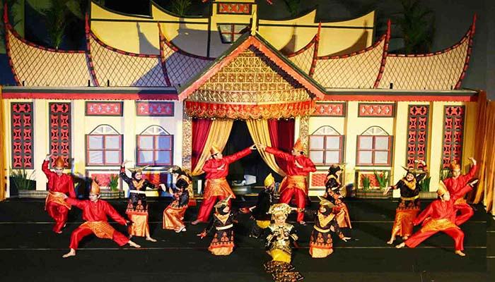 Tari Pasambahan, Tarian Tradisional Dari Sumatera Barat