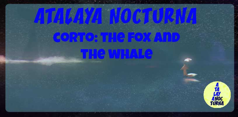 Corto The fox and the whale