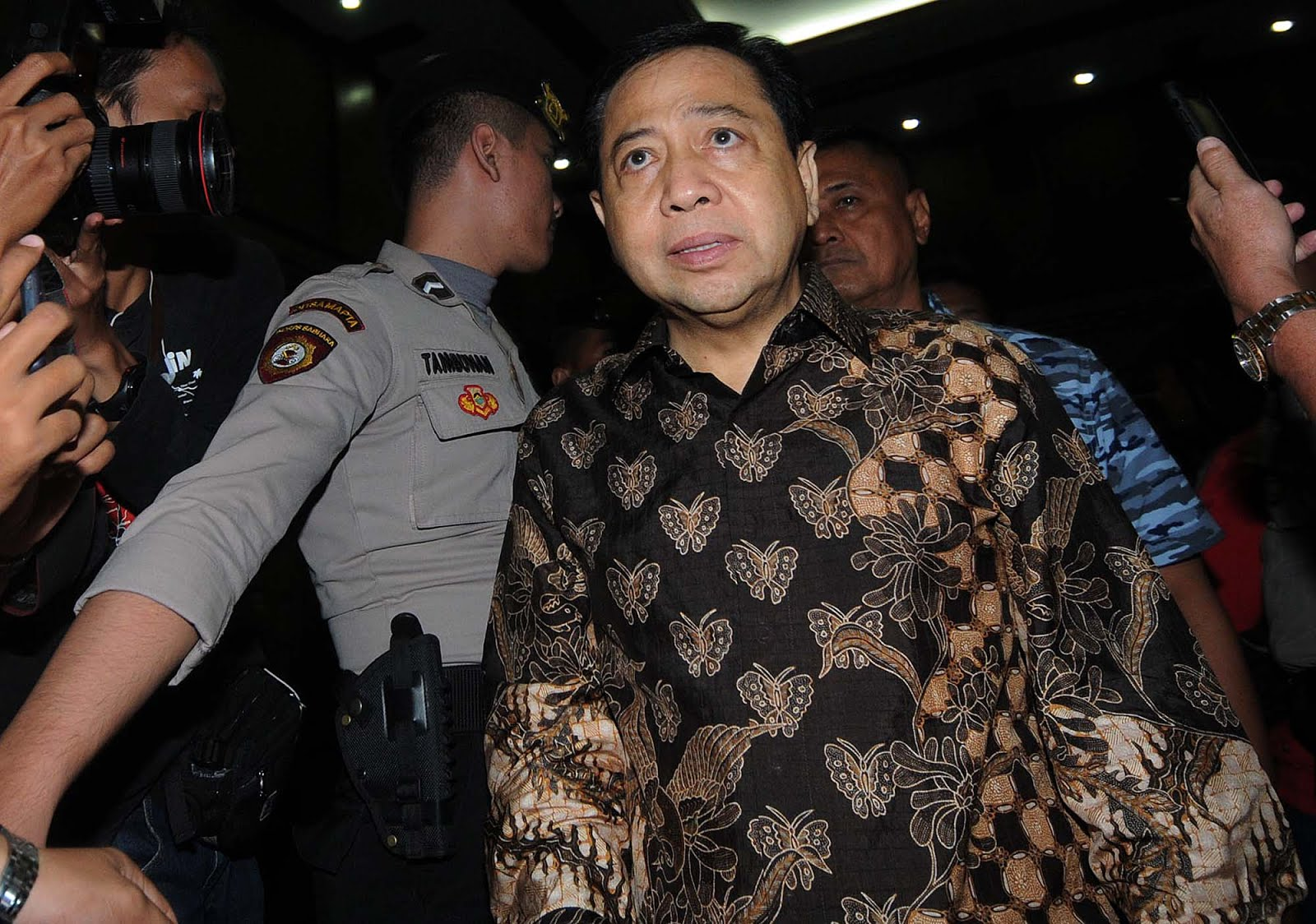Akhirnya Setya Novanto Akui Segala Perbuatannya dan Resmi Ajukan Justice Collaborator ke KPK