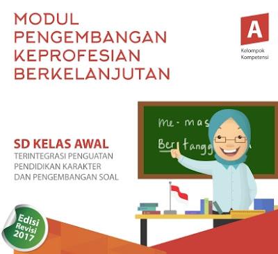 Modul PKB KK-A SD Kelas Bawah