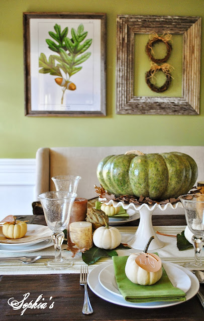 10 Large Living Room Ideas To Fall In Love With: Ten Stylish Thanksgiving Tablescape Ideas