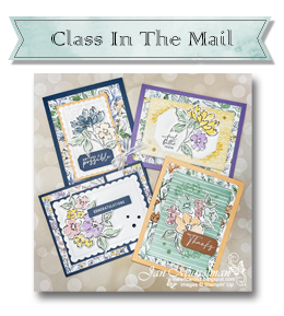 Class In The Mail
