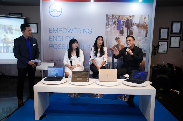 Dell Meluncurkan Solusi Laptop Untuk Menghadapi Tren Kerja Masa Depan