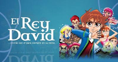 EL REY DAVID (TEATRO EN FAMILIA)