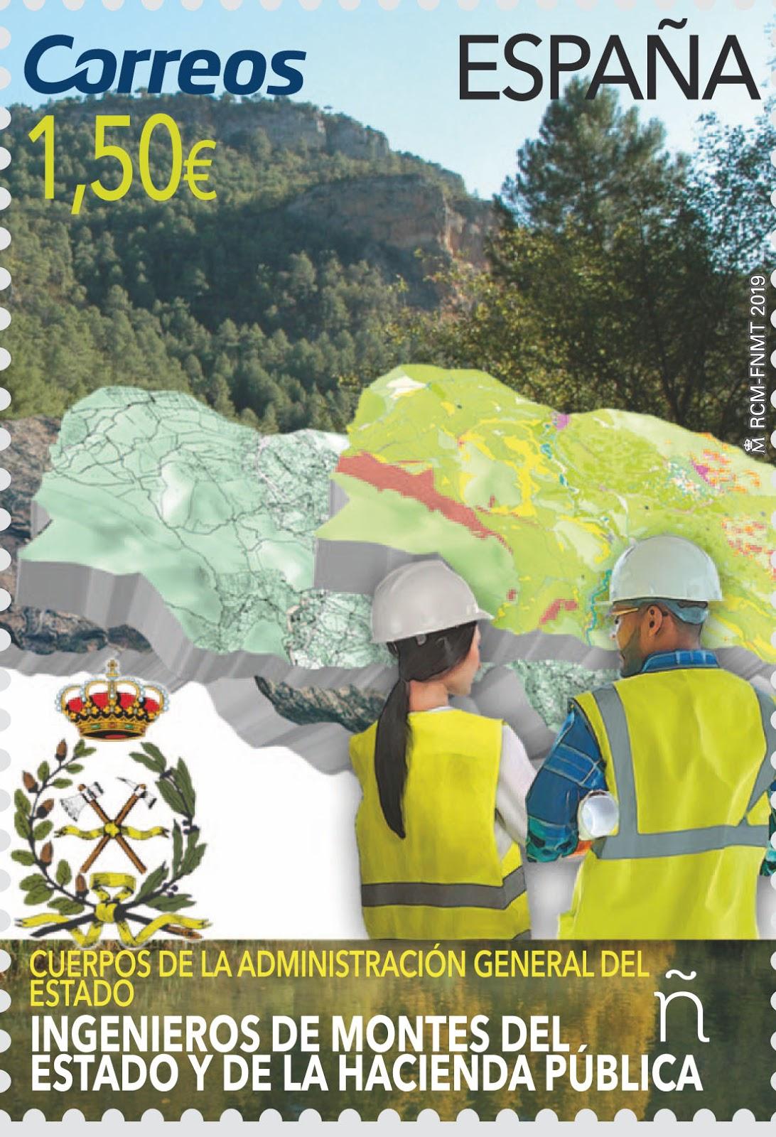Ingenieros de Montes e Ingenieros Montes Hacienda Pública
