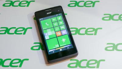 Harga Spesifikasi Acer Liquid M220