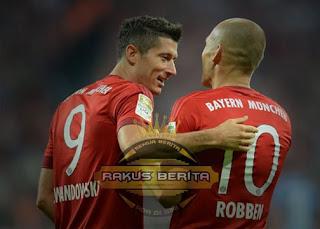 Tidak Lama Lagi Robben Juga Ingin Perpanjang Kontrak Di Bayern