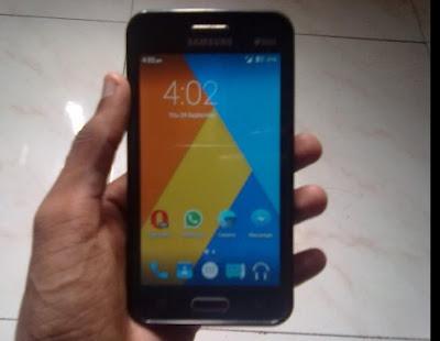 Cara Uprgade Samsung Galaxy Core 2 SM355H Ke Lolipop Real CM 12.1 Full Gapps