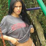 Andrea Rincon, Selena Spice Galeria 26 : Polo Gris – My Biggest Fan.. a Chicken Foto 45