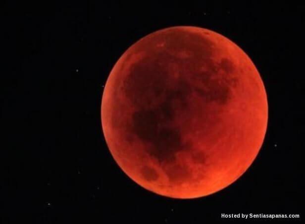 Gerhana Bulan Berdarah