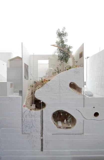 建築は模型も面白い。想像力溢れるクリエイティブな模型。9つ【Architecture】 食地