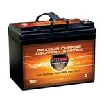 VMAX857 AGM Battery 35AH Marine RV Deep Cycle Battery