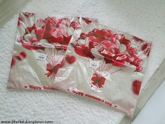 balonlu yastık kılıfı